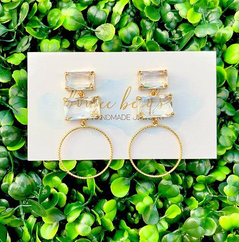 Crystal Rio Earrings