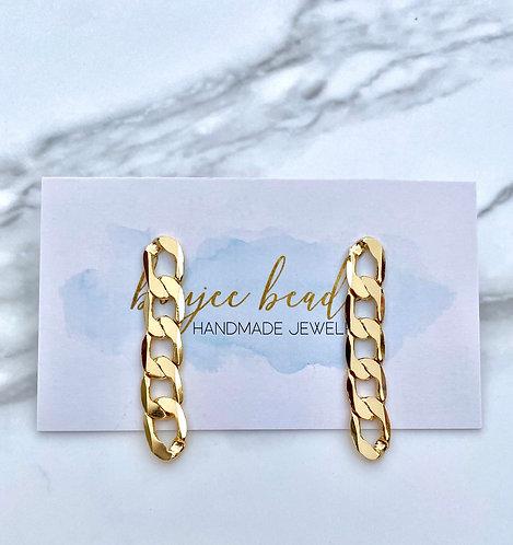 Chain Statement Earrings