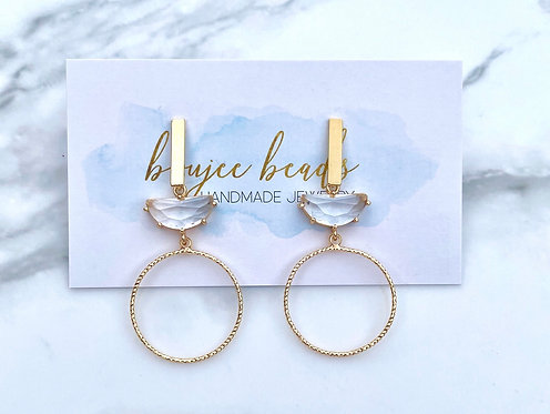 Clear Your Mind Earrings