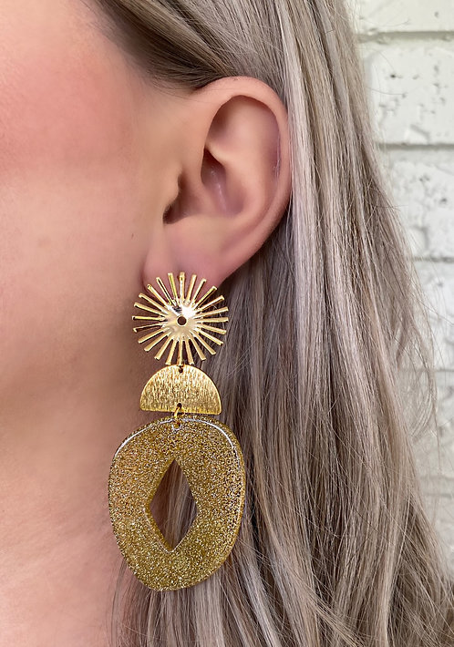 Sparkle Time Earrings