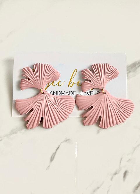Blush Petal Earrings