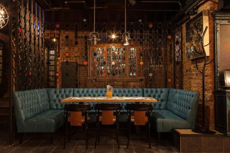 Пивной ресторан Закон Бернулли