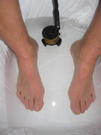 Ionic Detox Foot Bath, Foundations for Healing