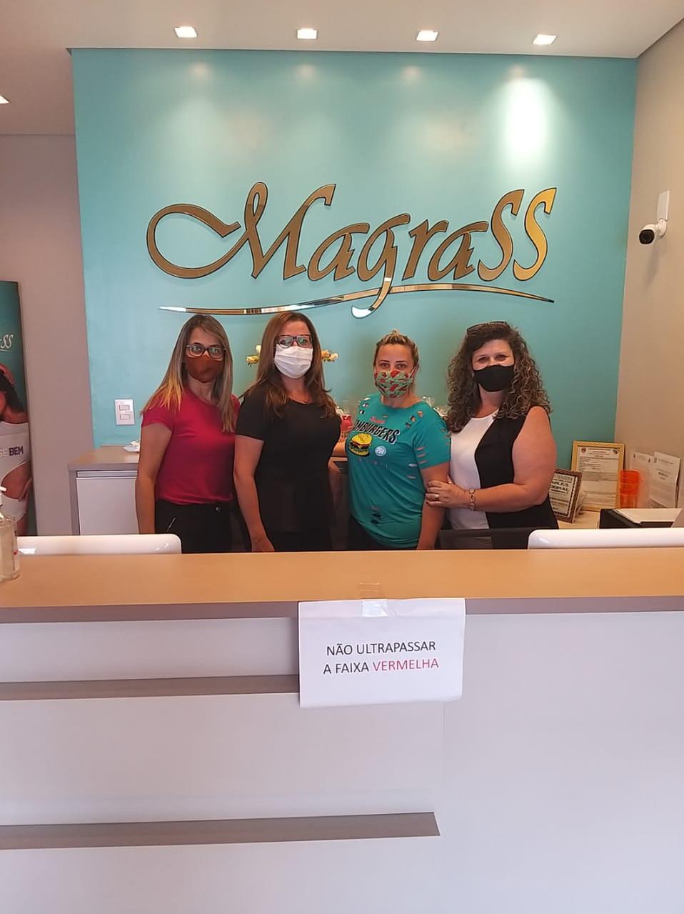 Sindicato anuncia convênio com clínica Magrass