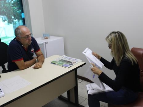 Sindicato participa de audiência pública do orçamento 2020 em Tatuí.