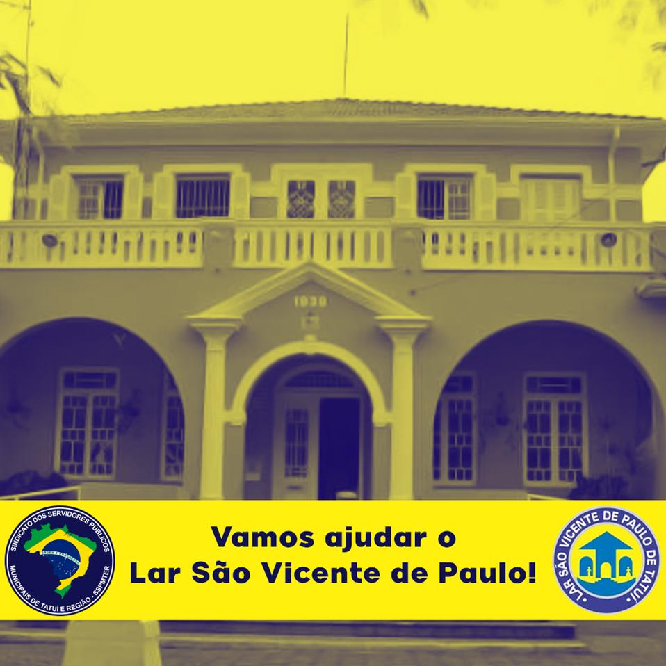 Lar São Vicente de Paulo de Tatuí precisa de doações