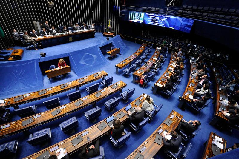 Senadores modificam cálculo de aposentadoria em PEC paralela