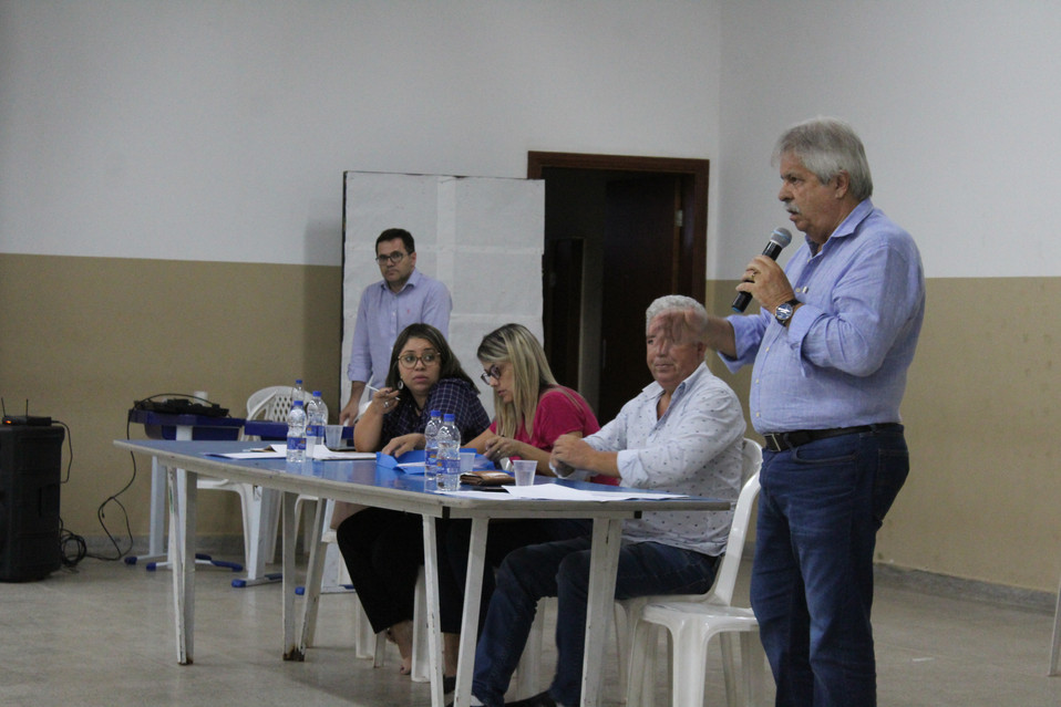 Sindicato acompanha todas as reuniões de apresentação do Plano de Carreira