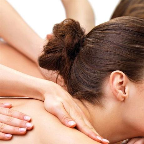 massagem anti-estresse