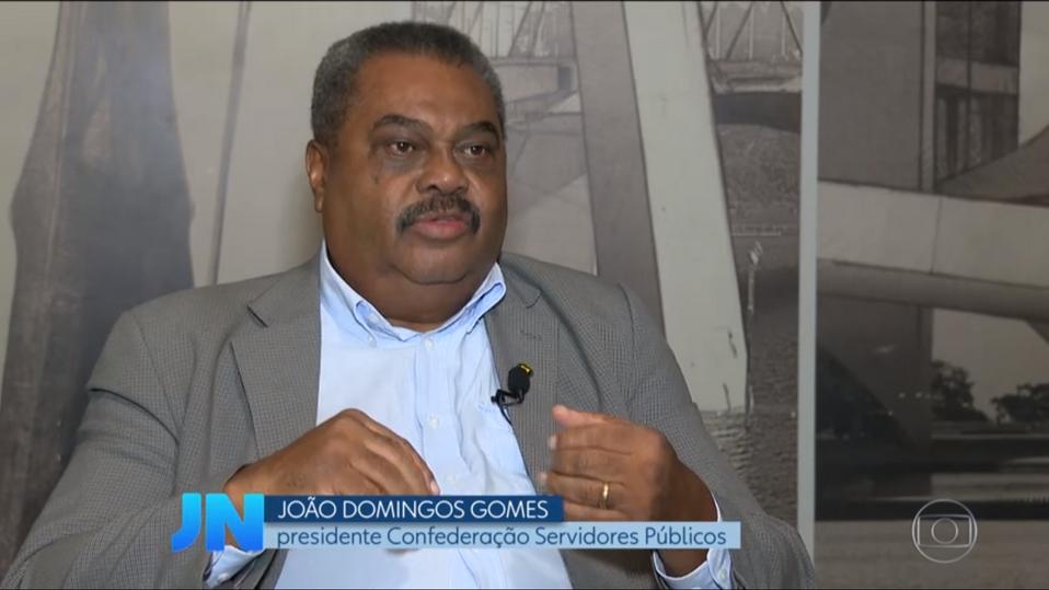 Presidente da Confederação dos Servidores Públicos fala em defesa dos Servidores