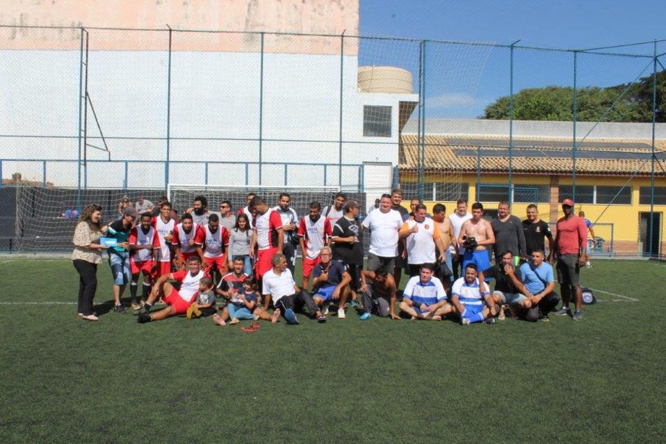 Fotos do Campeonato de Futebol do Servidor 2019