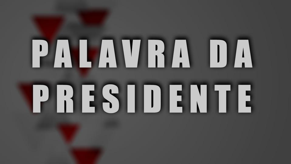 Palavra da Presidente - Vitória do nosso departamento jurídico!