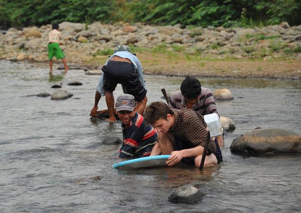 Cambodia field expedition