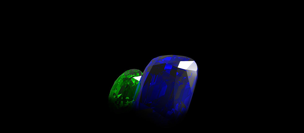 Gemstone report, gemstone certificate, bellerophon gemlab, sapphire, tanzanite, tsavorite, emerald, ruby