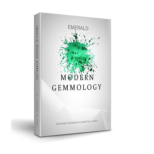 """""""Emerald Modern Gemmology"""" hard cover book"""