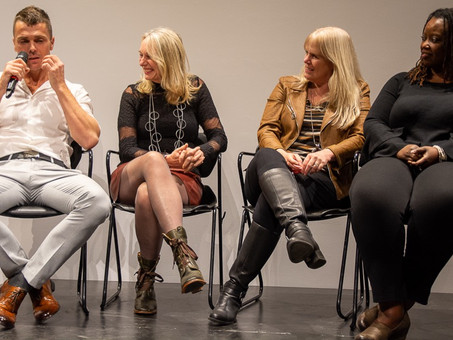 Hacking Success: Art Talks Brings Artists Together