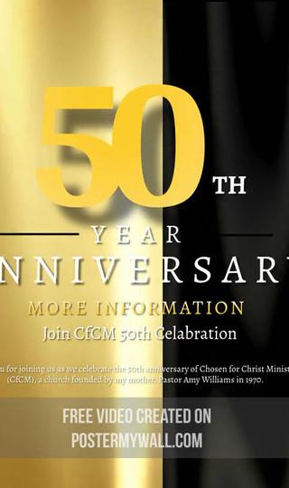 50th Celabration