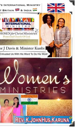 International Woman's Ministry