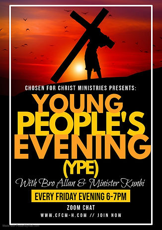 Young People's Evening