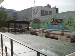 vista terraza piso 3