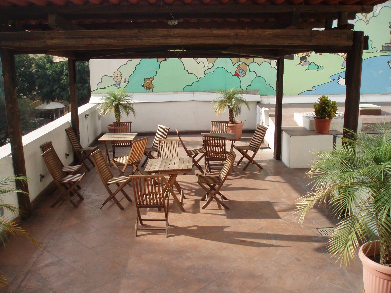 terraza 3 piso