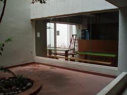 patio sotano