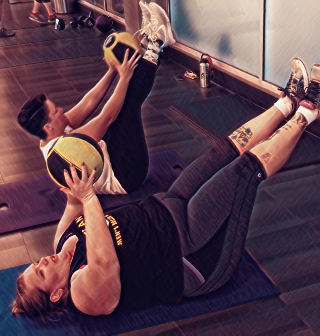 Super Fitness Training Client Core