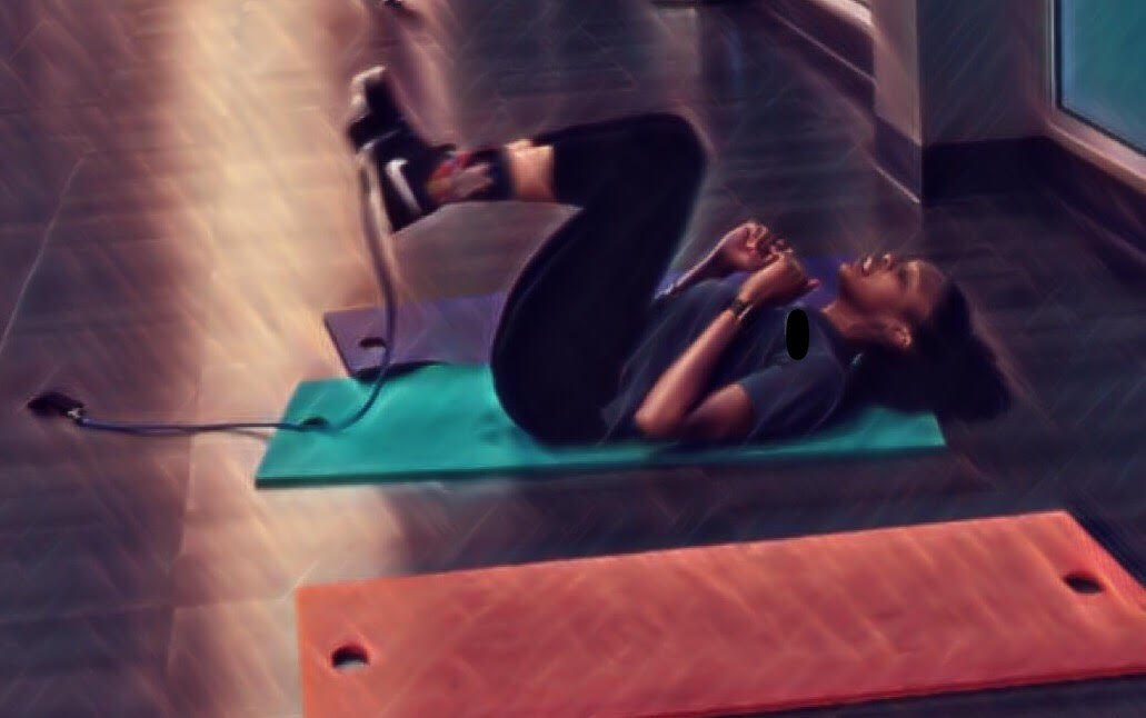 Super Fitness Training Trainer Mika