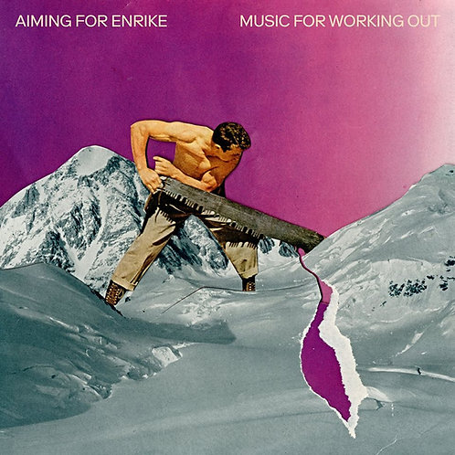 """Music For Working Out"" Vinyl"