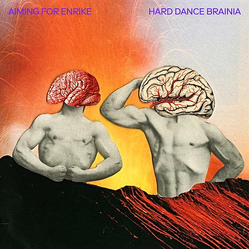 """Hard Dance Brainia"" / ""Aeropress"" (Instrumental) 7 Inch vinyl"