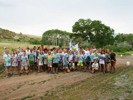 Youth at Camp
