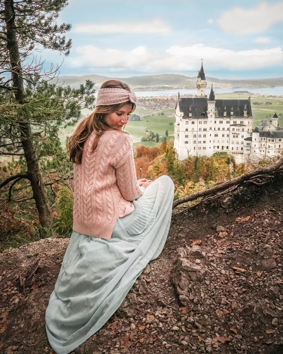 Neuschwanstein Castle & Eibsee Lake - German Gems: all the things I wish I knew before head ther