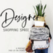 Designer Shopping Spree Podcast Cover It
