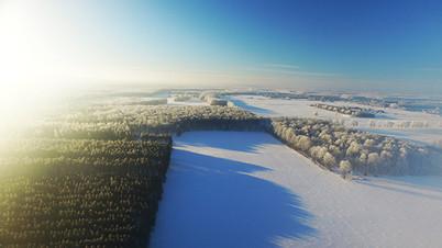 Winter in Northern MI