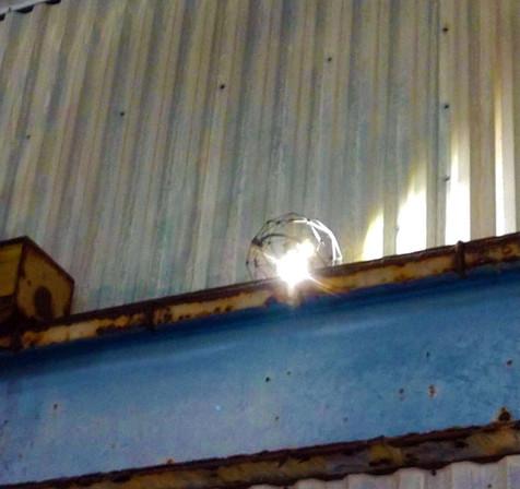 Elios on Crane Rail