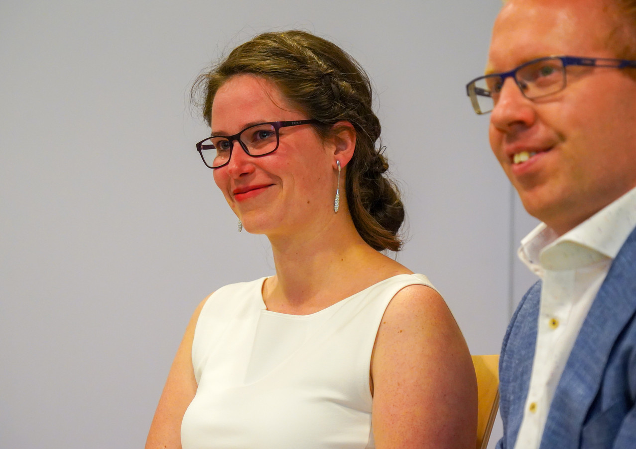 Bruiloft Nienke en René