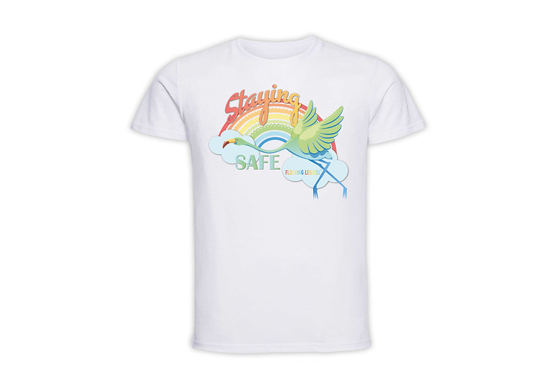 Staying Safe Charity T-shirt Men's