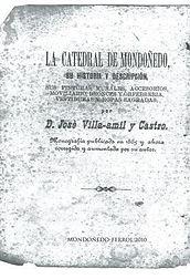 Mondoñedo. Catedral. Diócesis de Mondoñedo-Ferrol. Patrimonio. Historia. Religión