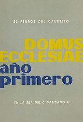 Domus Ecclesiae. Ferrol. Diócesis de Mondoñedo-Ferrol. Jacinto Argaya Goicoechea. Vicentre Lastra