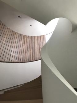Malibu Sculptural Spiral Stairs