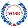 VOSB Veteran Owned Small Business Logo CVE Certification