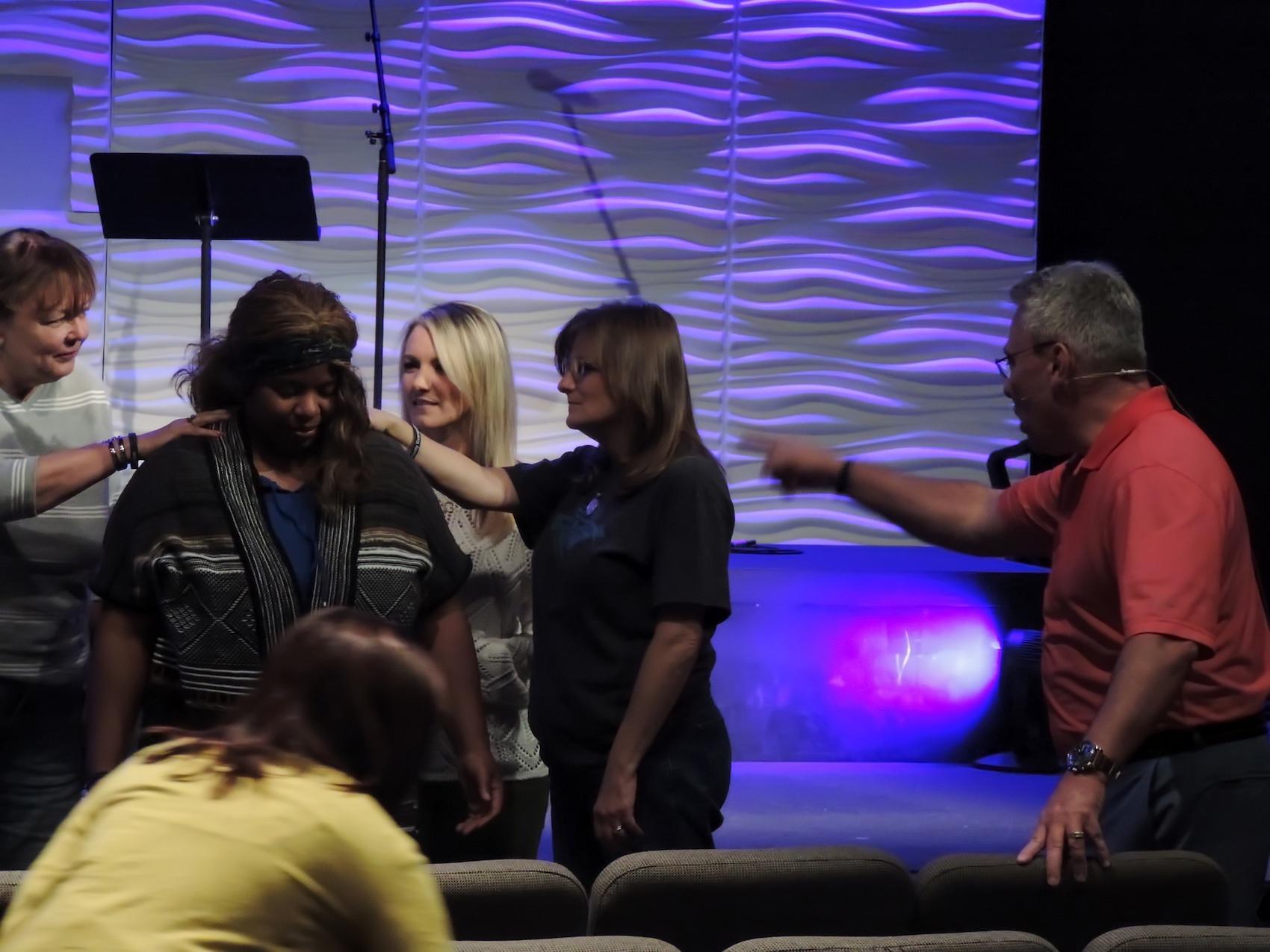 authority-evanglelism-healing-lady