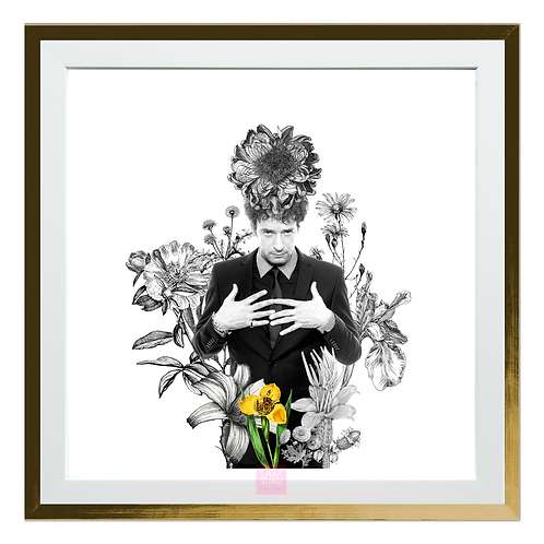 Collage digital Cerati, 30x30