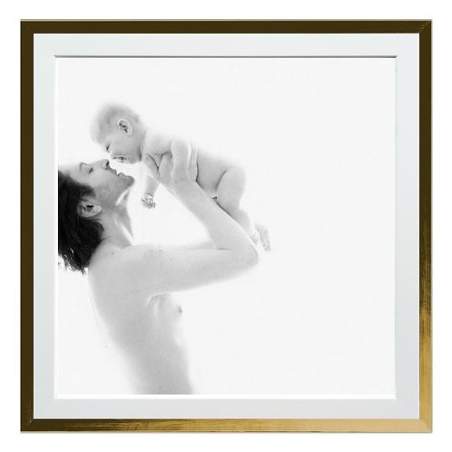 Marco + Parpastú + Impreso Fine Art 60x60