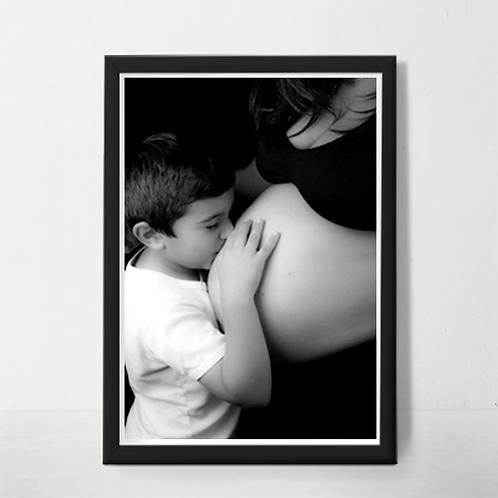 Marco + Impreso Fine Art 40x60