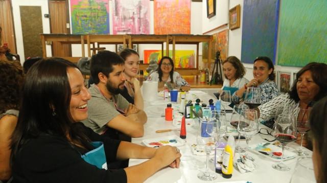 #wineartchile casasuau