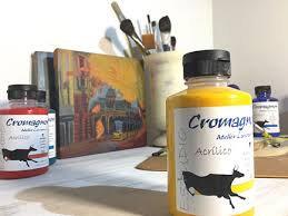 Acrílico Cromagnon 250 ml