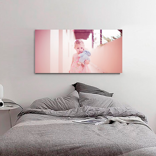 Bastidor + Canvas Fine Art 50x100