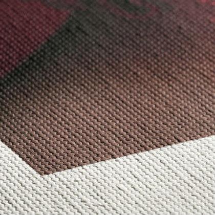 Impresión Tela polialgodón 340g,  metro lineal, rollo 112 cms