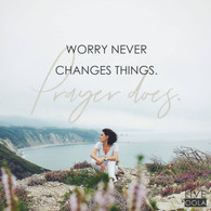 Prayer Does